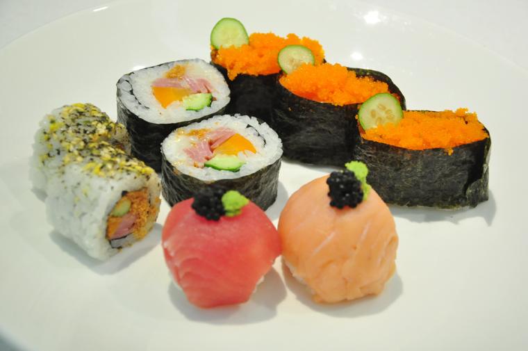 日式壽司課程